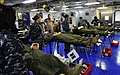 Flickr - Official U.S. Navy Imagery - Hospital corpsmen monitor patients in medical triage during a mass casualty drill..jpg