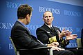 Flickr - Official U.S. Navy Imagery - The CNO speaks to moderator Michael O' Hanlon at the Brookings Institute about the Air-Sea Battle concept..jpg