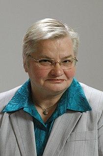 Flickr - Saeima - 10.Saeimas deputāte Janīna Kursīte-Pakule.jpg