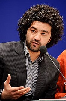 Flickr - boellstiftung - Auf dem Podium, Mohamed Al-Daradji (cropped).jpg