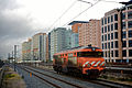 Flickr - nmorao - Locomotiva 1944, Gare do Oriente, 2009.12.16.jpg