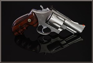 Smith & Wesson Model 29 - Image: Flickr ~Steve Z~ S^W Model 629 1 .44 Magnum