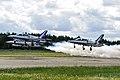 "Flight group ""Rus' "" L-39 (4673842638).jpg"