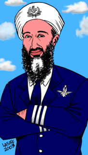 Bin Laden sightings in the United States