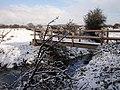 Footbridge Nr Hooe East Sussex - geograph.org.uk - 95968.jpg