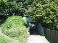 Footbridge carrying Trans Pennine Trail.jpg