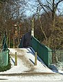 Footbridge near Maxwell Park - geograph.org.uk - 1653967.jpg