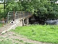 Footbridge over Afon Elwy - geograph.org.uk - 865688.jpg
