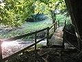 Footbridge over the River Glem near Stansfield - geograph.org.uk - 30781.jpg