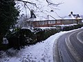 Footpath from Longdene Road in Haslemere - geograph.org.uk - 1671116.jpg