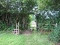 Footpath junction near Three Towns Farm - geograph.org.uk - 1437851.jpg