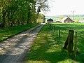 Footpath past Knowle Farm - geograph.org.uk - 1265308.jpg