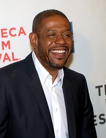 English: Forest Whitaker at Tribeca Film Festi...
