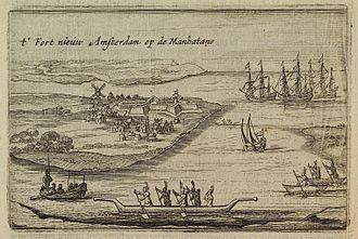 Fort Amsterdam - Fort Amsterdam