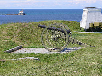 Fort Ontario - View from Fort Ontario