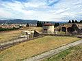 Forte belvedere, terazze sui bastioni 21.JPG