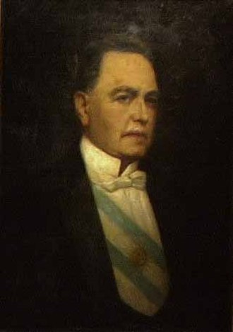 Hipólito Yrigoyen - Hipólito Yrigoyen's official portrait, 1916
