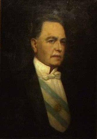 Hipólito Yrigoyen - Official portrait, 1916