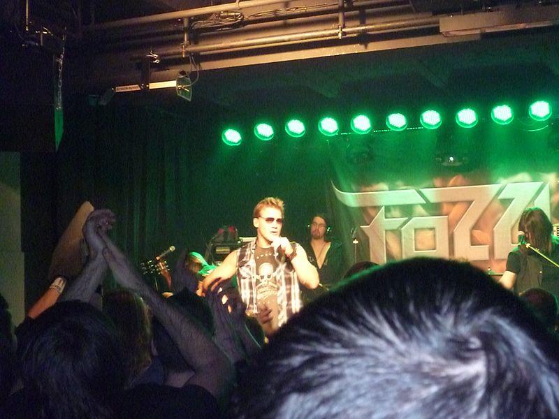 Fozzy live Sb1