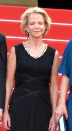 Frédérique Bredin - Image: Frédérique Bredin Cannes 2015