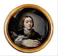 Francesco Mazzola, called Parmigianino - Self-Portrait in a Convex Mirror - Google Art Project.jpg