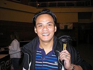 Francisco Bustamante Filipino pool player