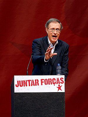 Francisco Louçã - Image: Francisco Louçã na VI Convenção Nacional do Bloco de Esquerda 01 cropped