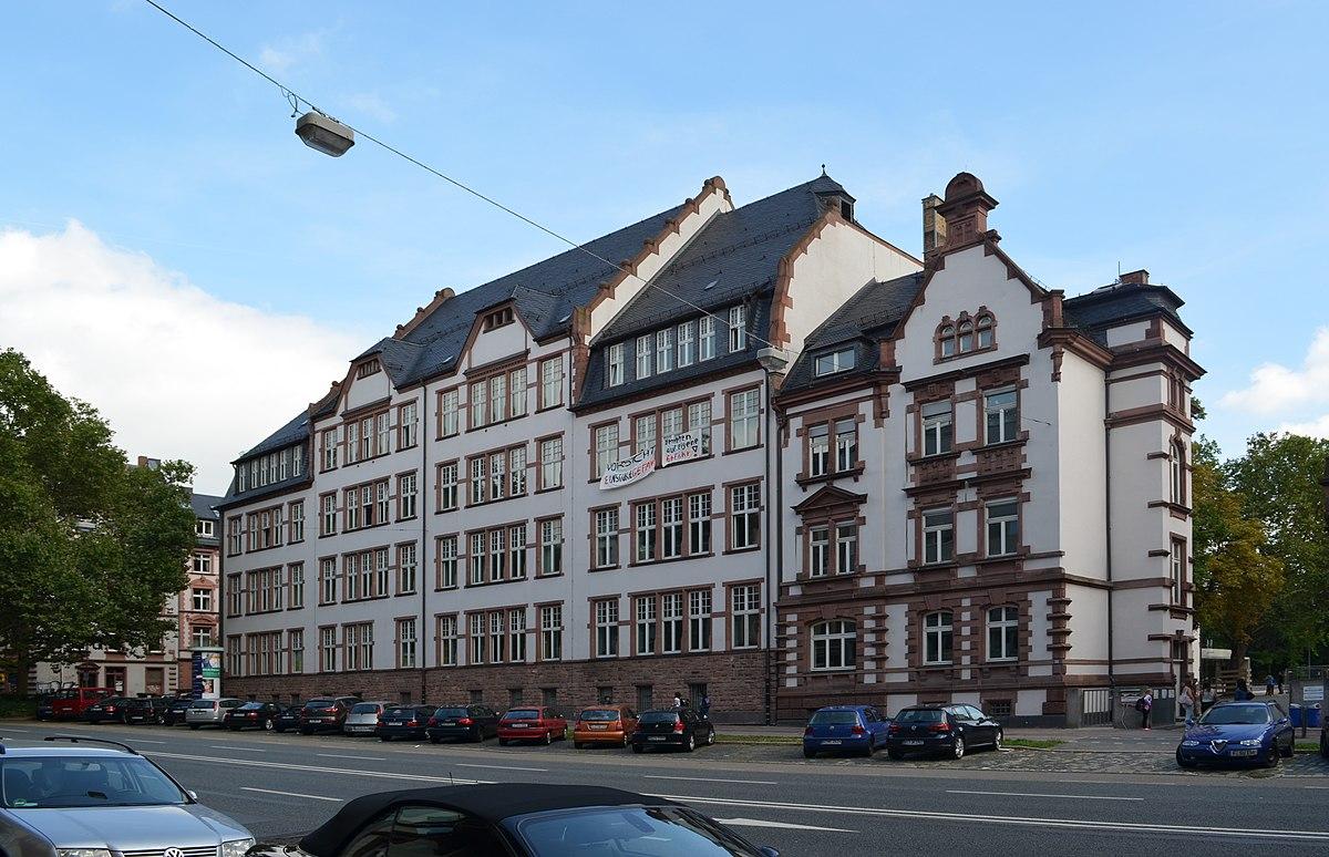 Elisabethenschule frankfurt am main wikipedia for Innenarchitekt frankfurt am main