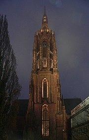 Frankfurt Domturm