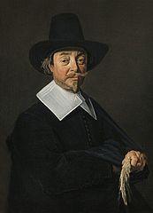 Portrait of a standing man