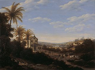 Landscape with Chapel