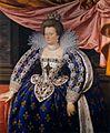 Frans Pourbus (II) - Portrait of Marie de Médicis - WGA18242.jpg