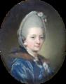 Franziska Theresia von Hohenheim - Goethe Museum.png