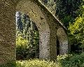 Frauenstein Grassen Kraiger Schlösser Aquädukt 14082017 0392.jpg