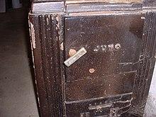 Häufig Zimmerofen – Wikipedia EX21