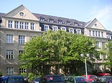 das erste hauptgebude der fu berlin das ehemalige kaiser wilhelm institut fr biologie - Fu Berlin Bewerbung