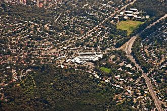 Frenchs Forest, New South Wales - Image: Frenchs Forest NSW Australia