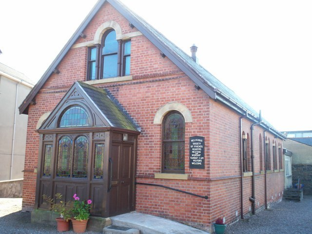 Friends Meeting House, Portmore Street, Portadown. - geograph.org.uk - 574781
