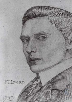 Frits Lugt - Self-portrait