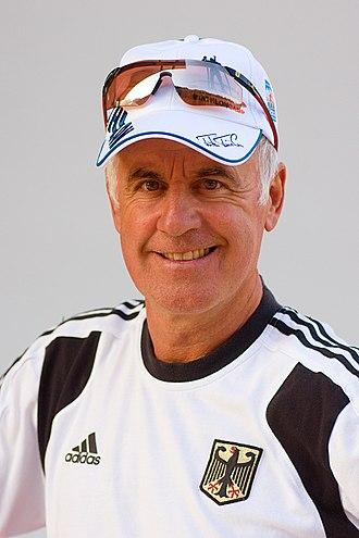Fritz Fischer (biathlete) - Image: Fritz Fischer (2012)
