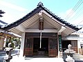 Fudo-do prayer hall of Shinko-ji, Kurume 01.jpg