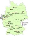 Fussball-Bundesliga Mannschaften je Ort 2011-12.png