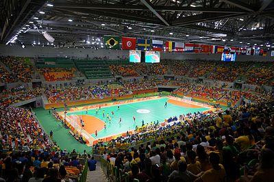 Olympische Sommerspiele 2016handball Wikipedia