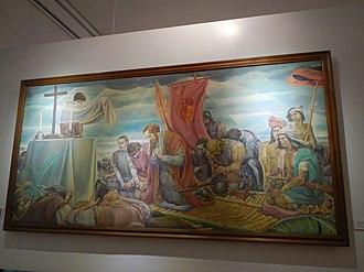 Botong Francisco - Image: Fvf Museum 6691 21
