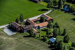 Decorated Farmhouses of Hälsingland - Image: Gästgivars 3