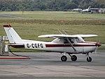 G-CGFG Cessna 152 (29749890915).jpg