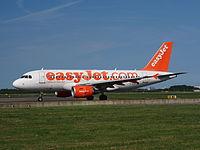 G-EZAJ - A319 - EasyJet