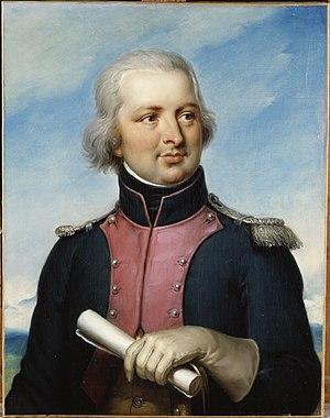 Gabriel Marie Joseph, comte d'Hédouville - Portrait by Jean-Baptiste Paulin Guérin