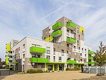 Gag immobilien wikivisually siedlung grner weg kln ehrenfeld spiritdancerdesigns Images