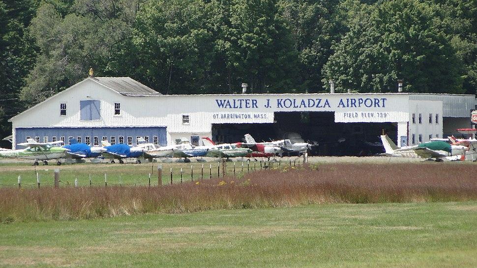 GBR Hangar